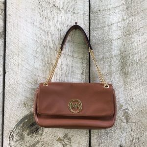 MICHAEL Michael Kors | brown Fulton shoulder bag